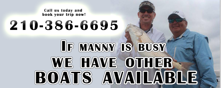 fishing with manny