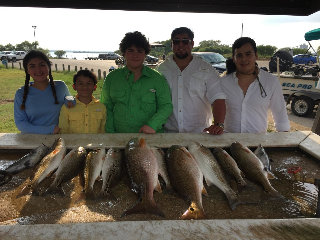 San Antonio Fishing Guide Service, Braunig Lake, Calaveras Lake, Choke Canyon, Fishing with Manny