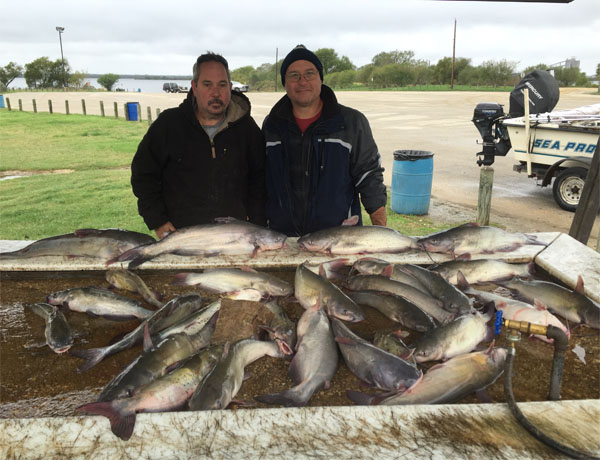San antonio 39 s affordable fishing guide service san for Choke canyon fishing report